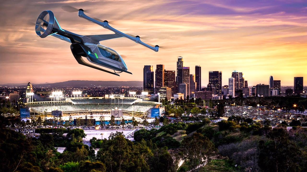 Uber plans to publicly demonstrate its flying taxi service in 2020