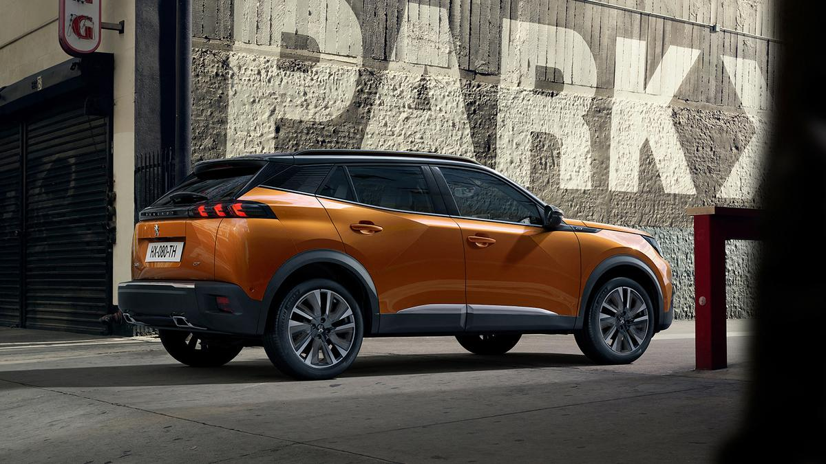 Peugeot's second generation 2008 SUV will hit showrooms before the end of 2019