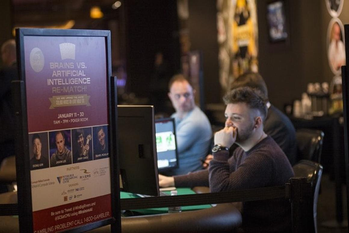 Libratus went head to head with poker professionals over 120,000 hands
