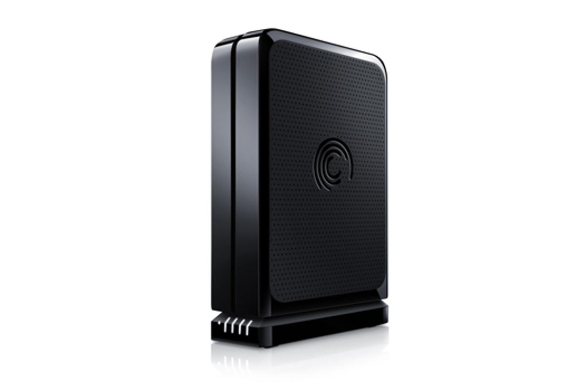 Seagate releases world's first 3TB external hard drive