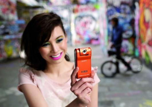 Sony's MHS-PM1 is portable, powerful and stylish