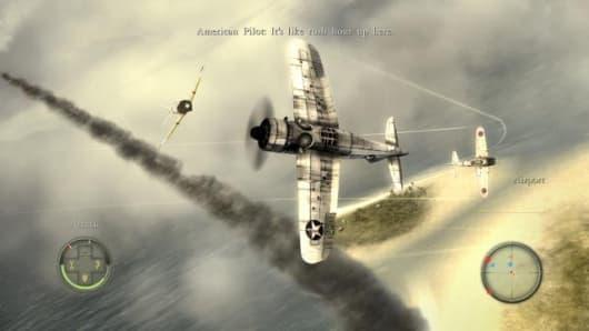Blazing Angels: Squadrons of World War II