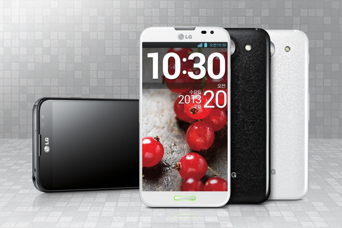LG has announced that Optimus G Pro users will soon be able to control video playback hands-free with Smart View