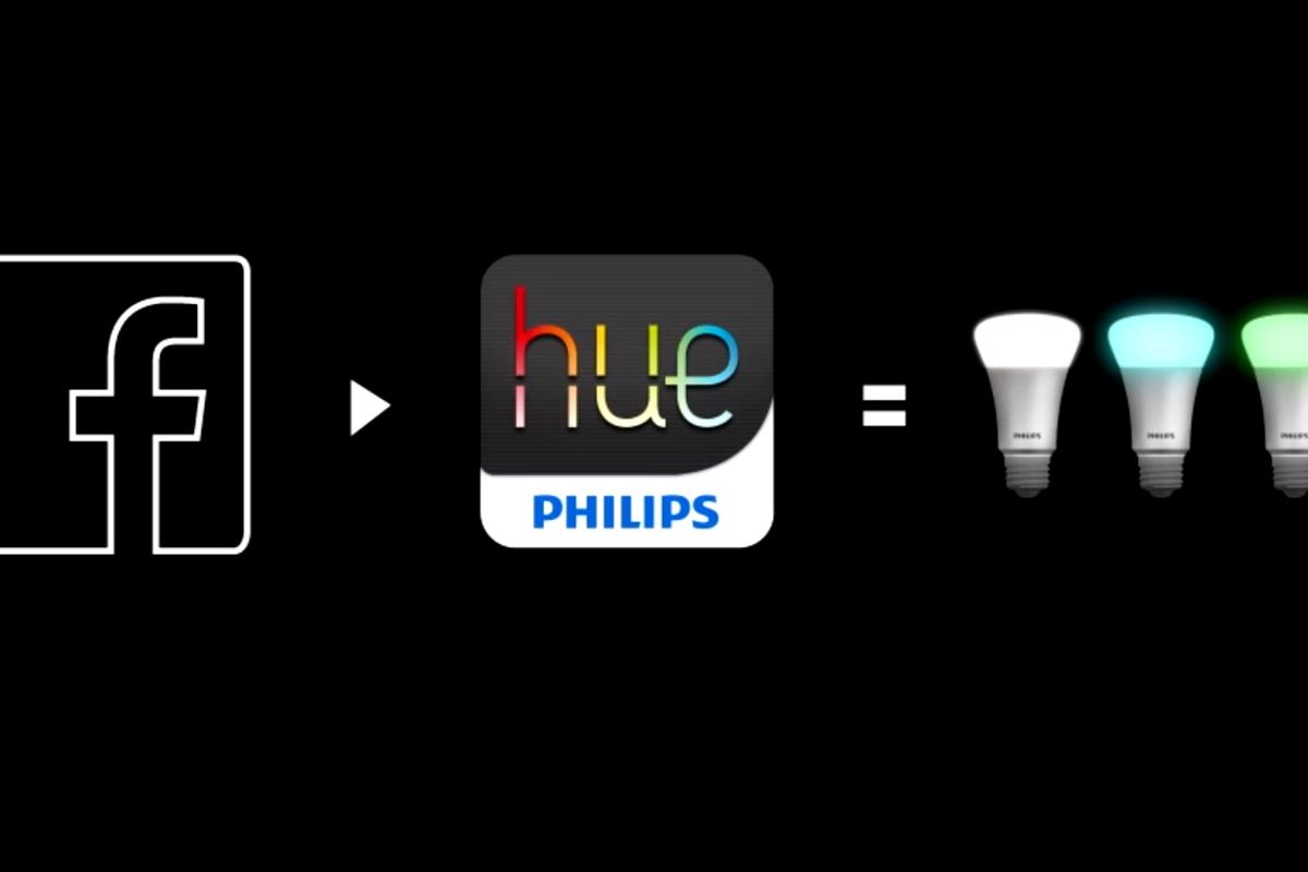 The update of the Hue app opens up the possibilities for automating home lighting