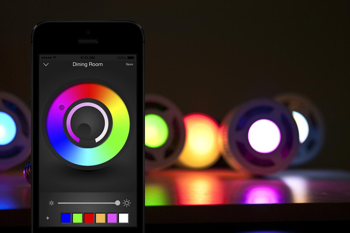 Ilumi smart lightbulbs can do a lot more than just change color