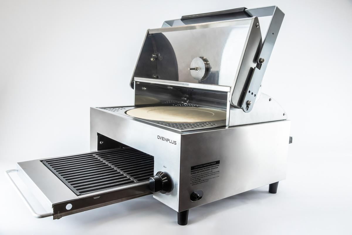 Lovinflame, a decorative fireplace company specializing in clean-burning flames, has introduced a portable and versatile grilling machine it says can make for healthier, tastier mealtimes