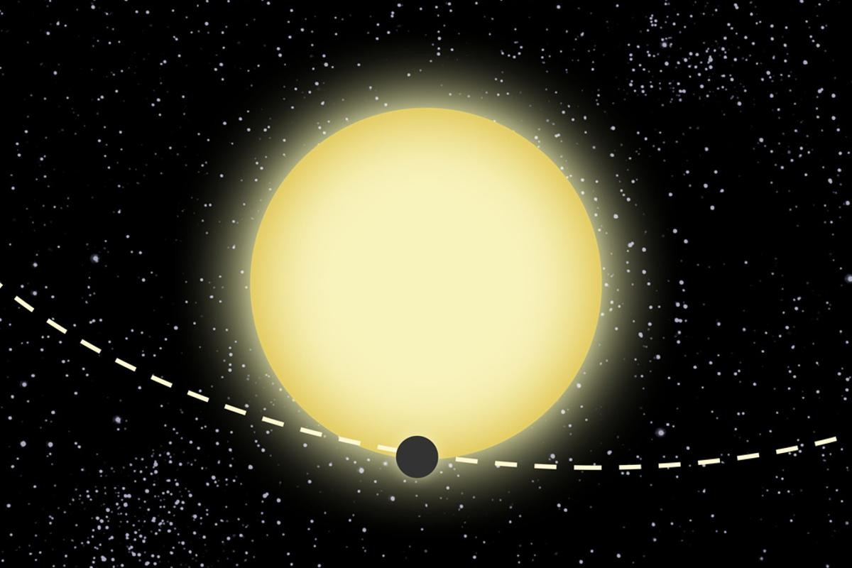 Kepler-76b was identified using the BEER effect (Image: Dood Evan)