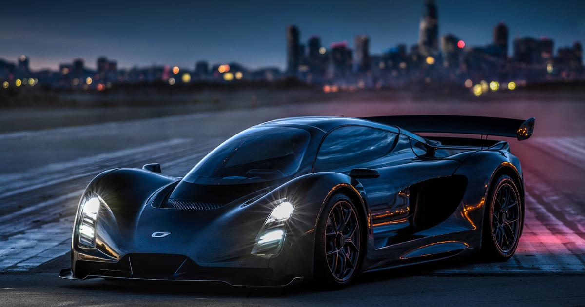 Czinger 21C Hypercar will make 1,250 hp and do 0-62 mph in 1.9 seconds