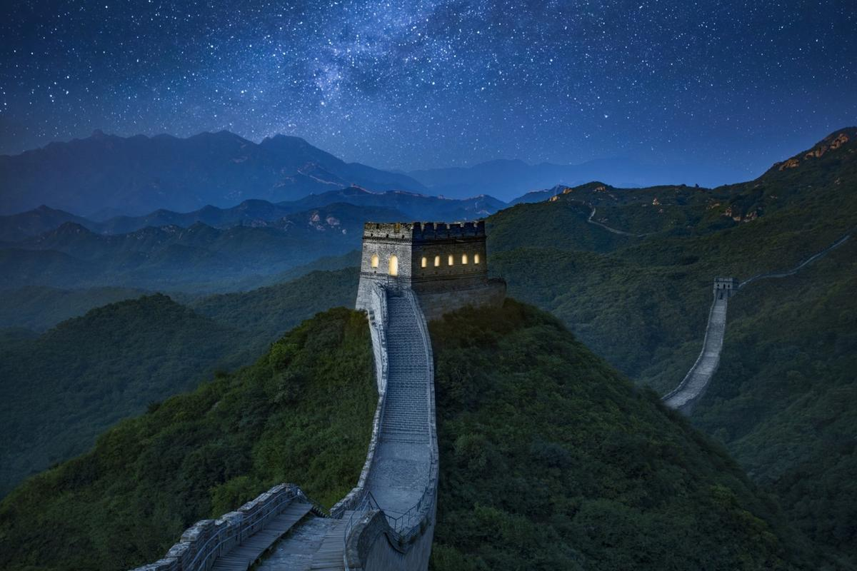 The competition to stay on the Great Wall of Chinais open until August 11