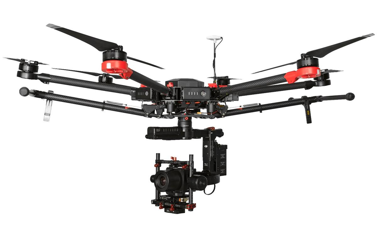 """The iXM 100MPis reported compatible with a """"wide range of UAV platforms, including Phase One's DJI Matrice 600 Pro solution."""""""