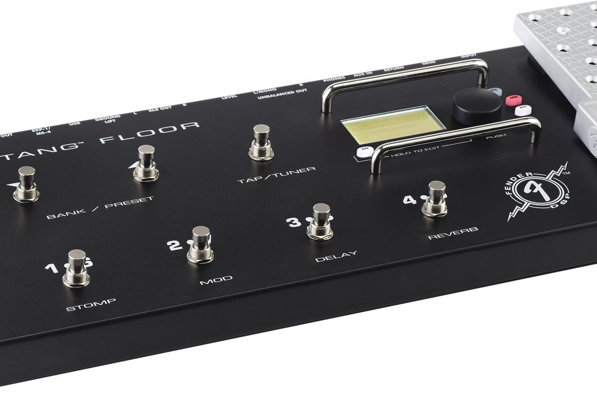 Fender announces first ever multi-effects unit - the Mustang