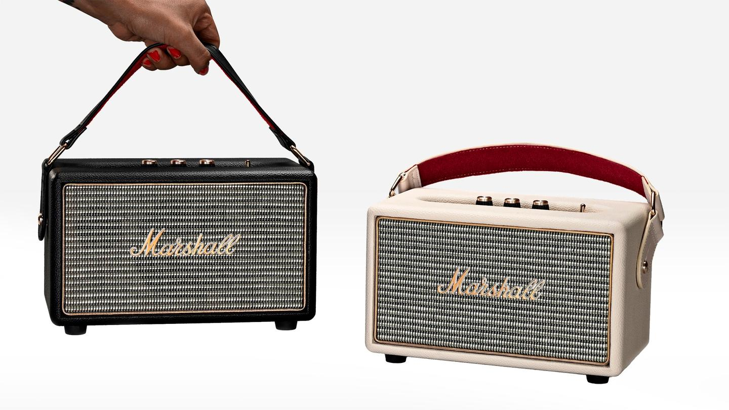 The Kilburn is the latest home audio speaker from Marshall, offering classic looks in a compact package