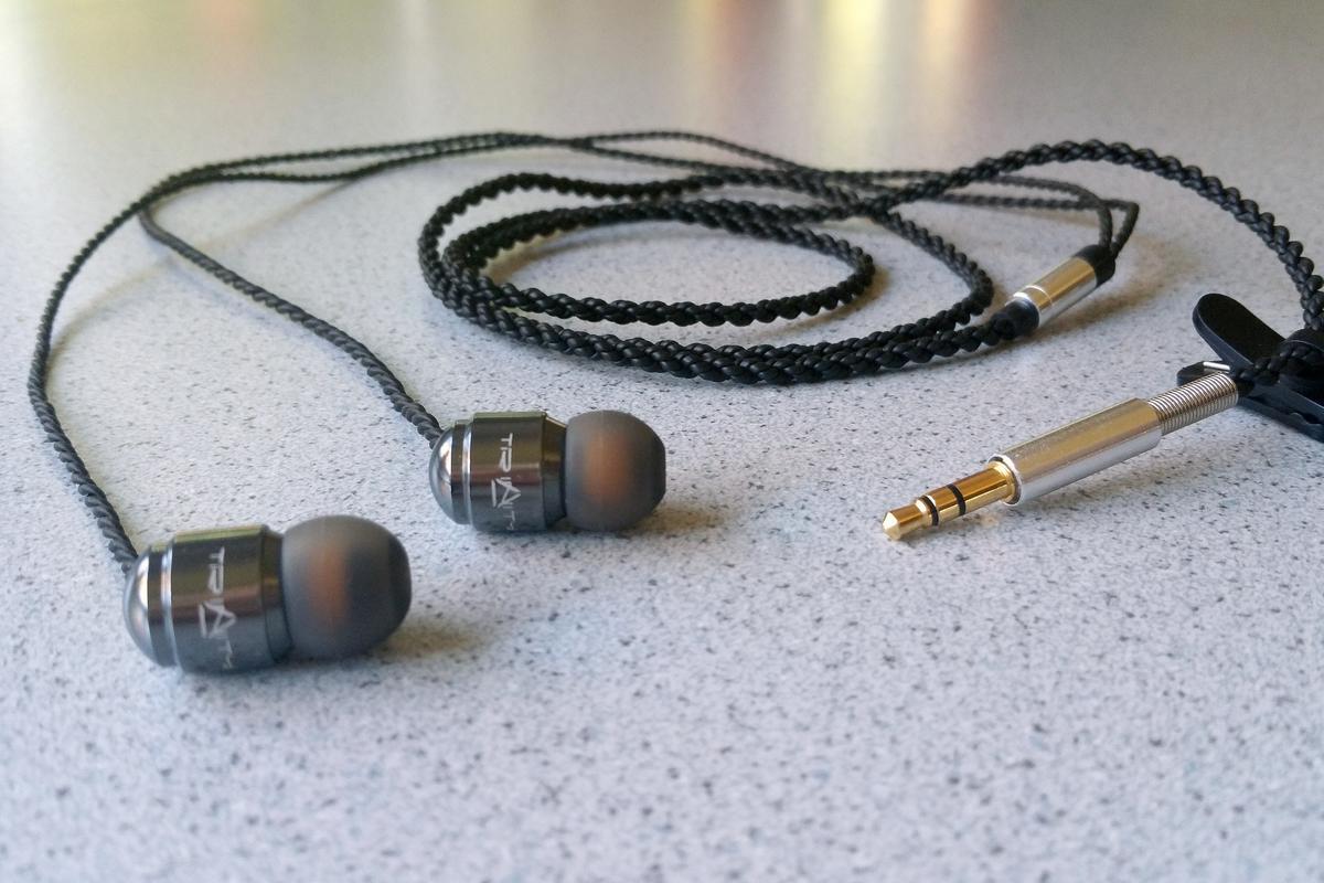 Gizmag reivews the Trinity Audio Delta IEMs