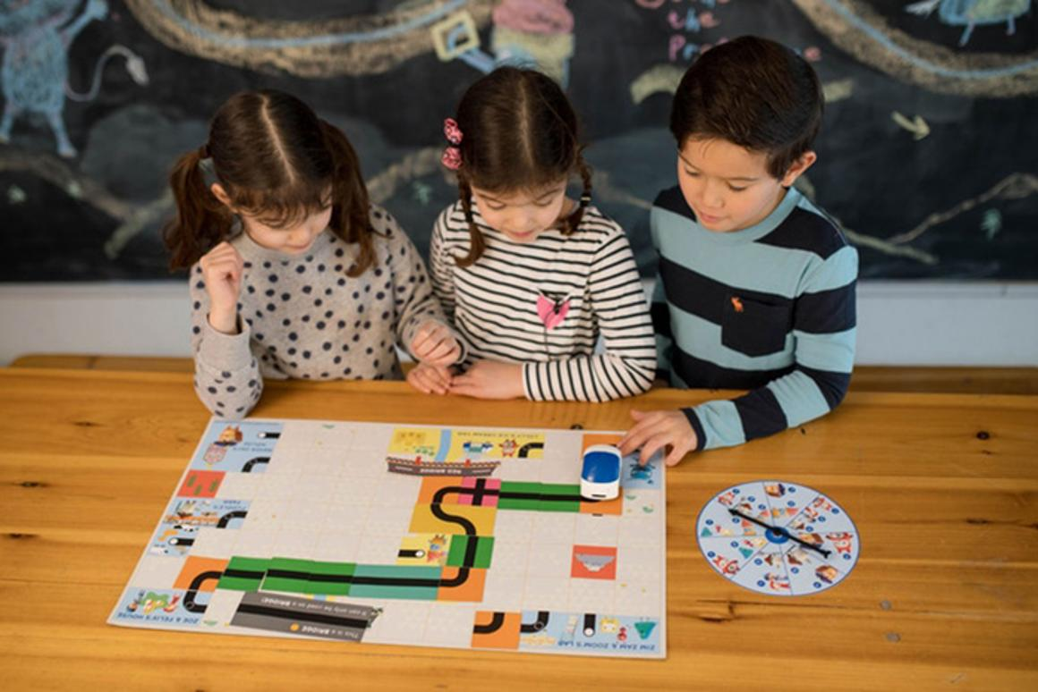 The Which Way? Coding Game aids with cognitive thinking, problem solving and STEM learning