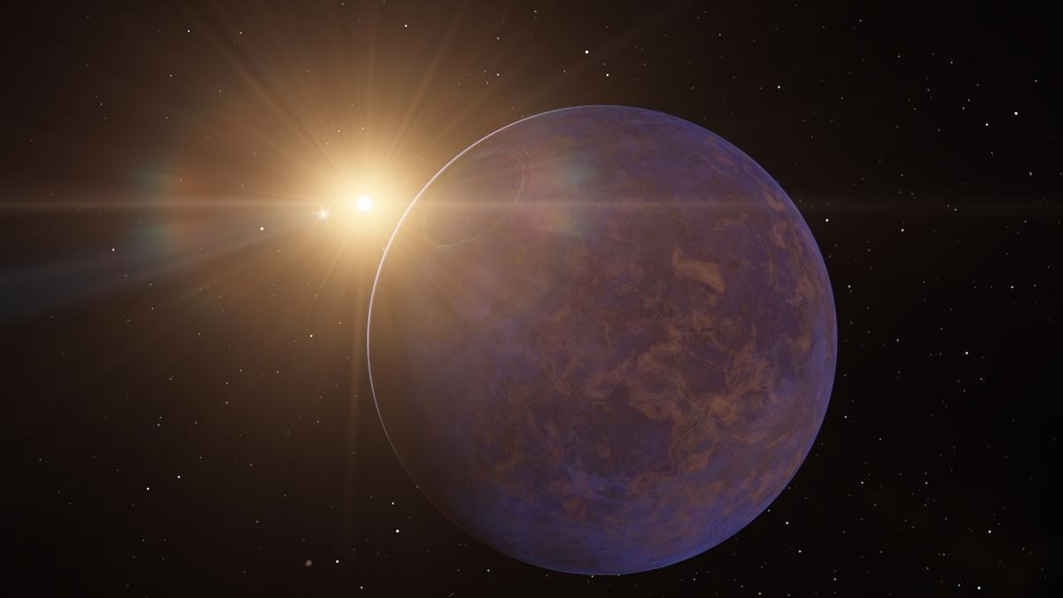 The Twinkle satellite will look at the atmospheres of exoplanets to seek more definite signs of life (Image: Shutterstock)