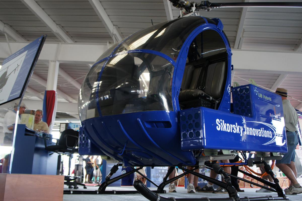 Sikorsky Project Firefly technology demonstrator