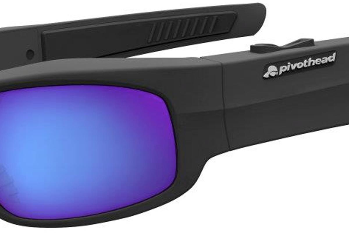 Pivothead's entry into the small market of sunglasses with built-in video cameras threatens to knock much of the competition into a cocked hat this April, thanks to its ability to capture 1080p video