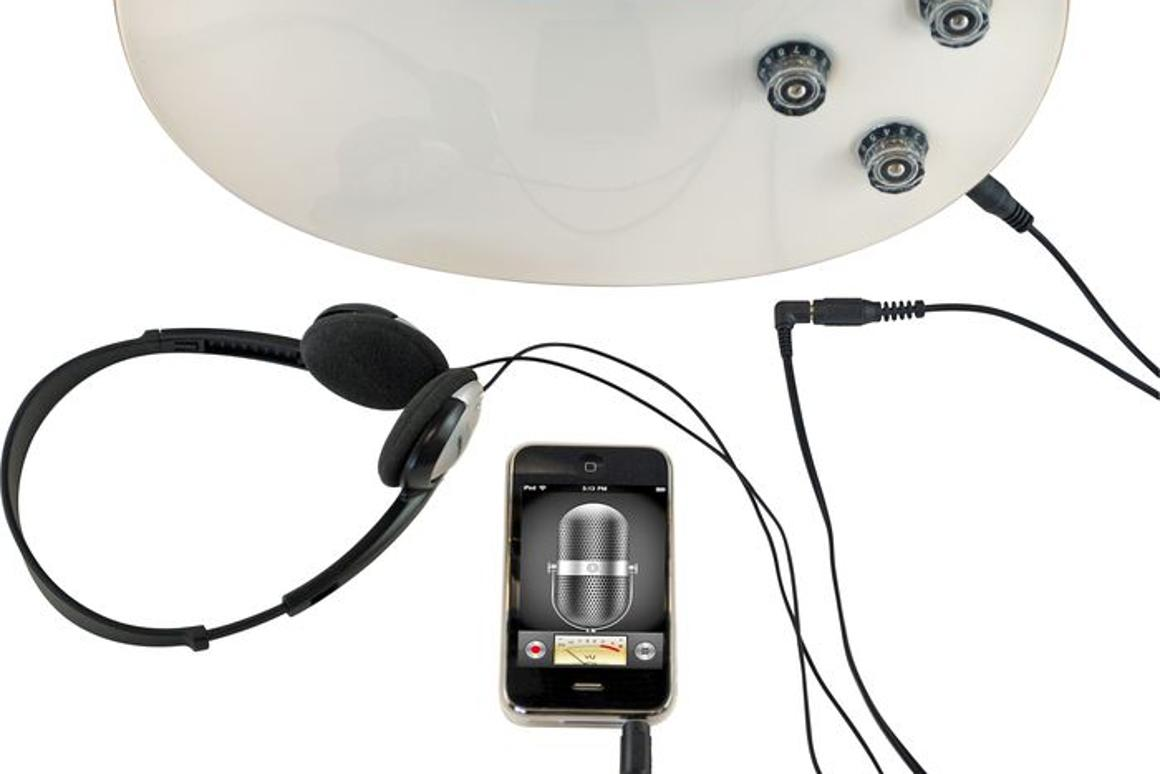 The Guitarbud iPhone/iPod Touch guitar interface from PRS Cables