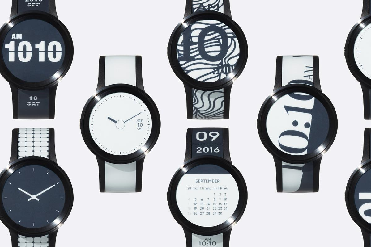 The FES Watch U in its various designs