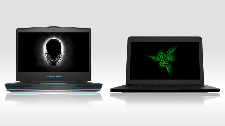 Alienware 14 vs. Razer Blade