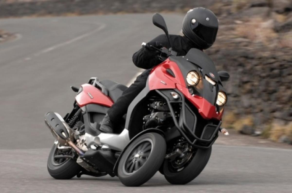 The 500cc Gilera Fuoco