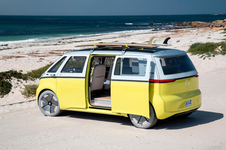 Volkswagen ID. Buzz: on sale in 2022