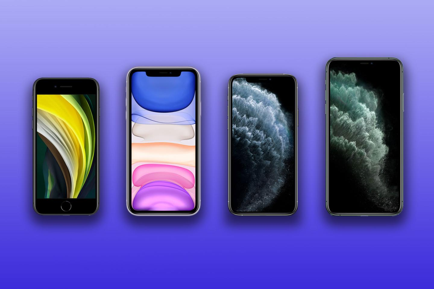 New Atlas compares the specs and features of the iPhone SE (2020) to the iPhone 11, 11 Pro and Pro Max