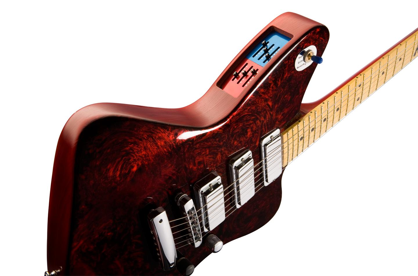 Gibson has announced that its Pure Analog Engine Signal Processing platform, which drives the tech in its Firebird X, is to be opened up to third party application development