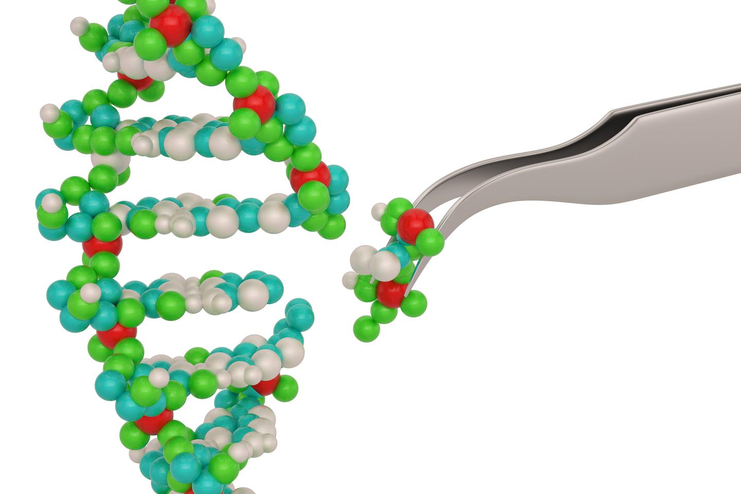 Stanford researchers have developed a new CRISPR gene-editing tool called CasMINI, which is smaller than existing versions so it can enter human cells more easily