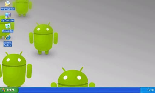 XP Mod for Android makes phones look and feel like Windows XP