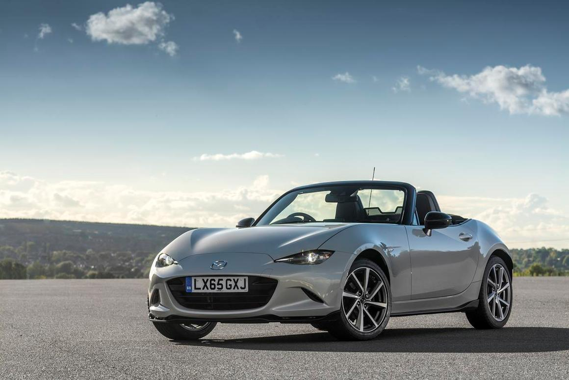The Mazda MX-5 Sport Recaro will be limited to 600 units
