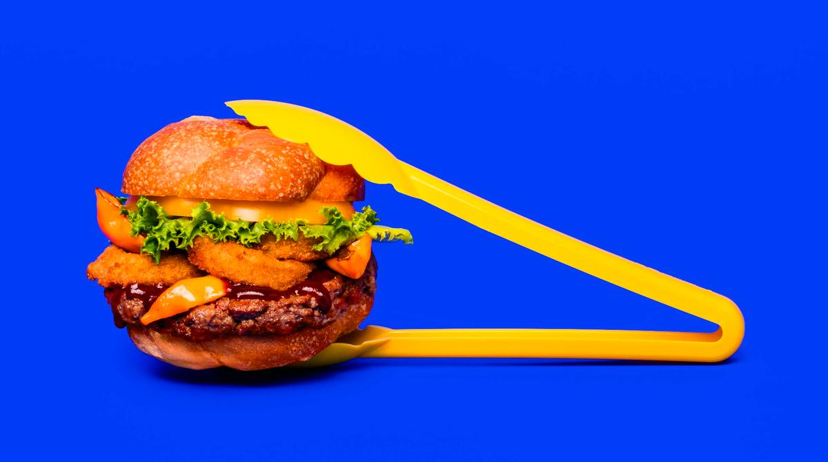 Getting a fake burger patty to taste like the real thing is no mean feat
