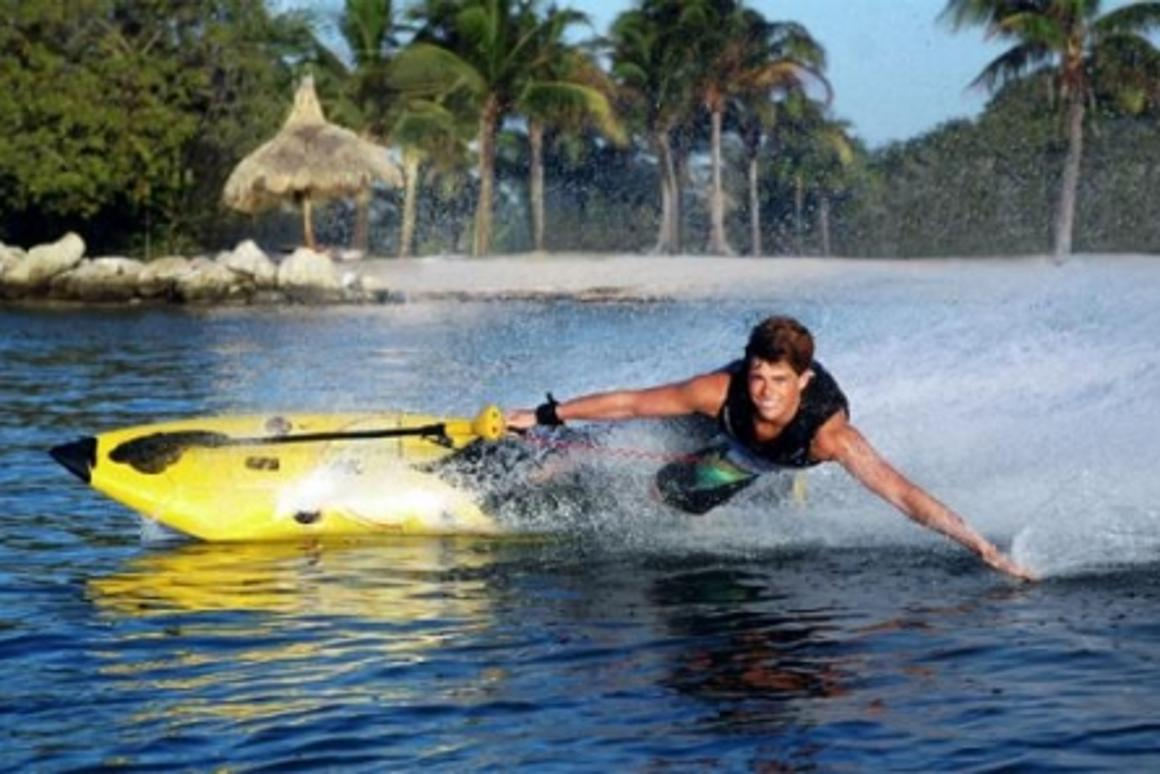 The PowerSki JetBoard - EXTREME watersports