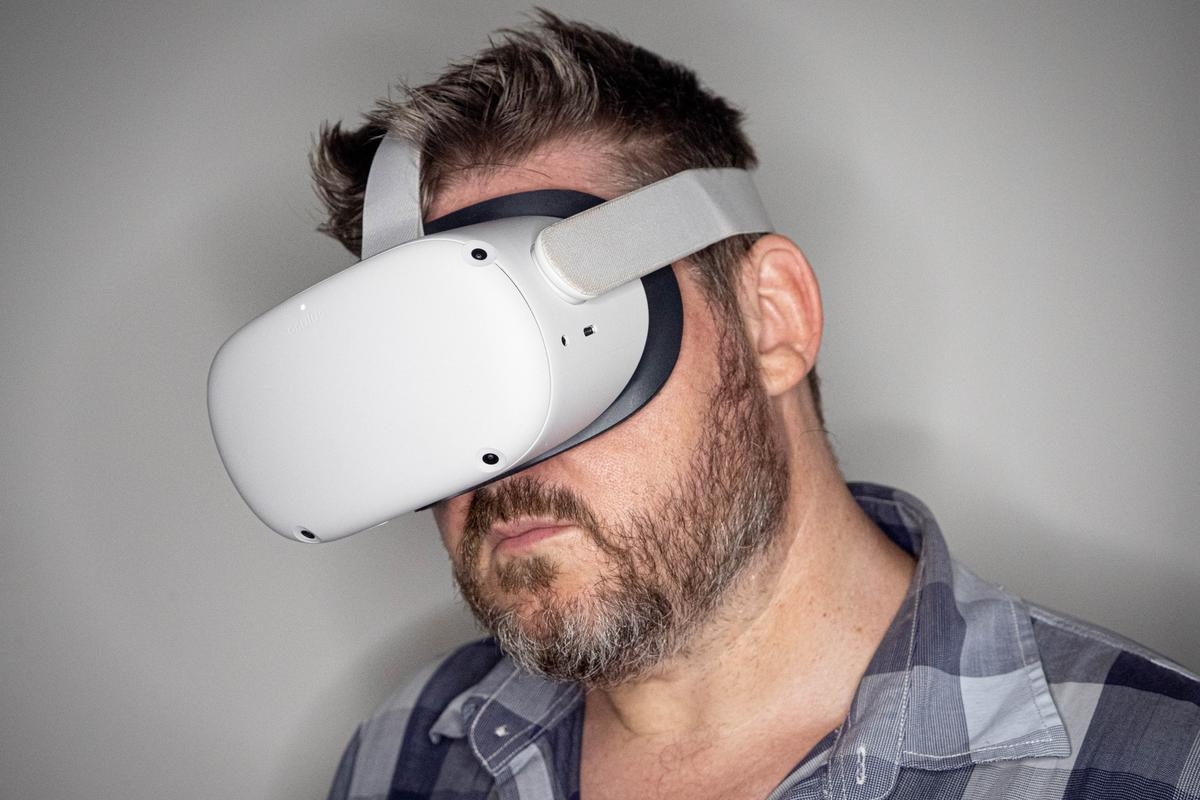 The Oculus Quest 2 is vastly cheaper and better in just about every way than the amazing original