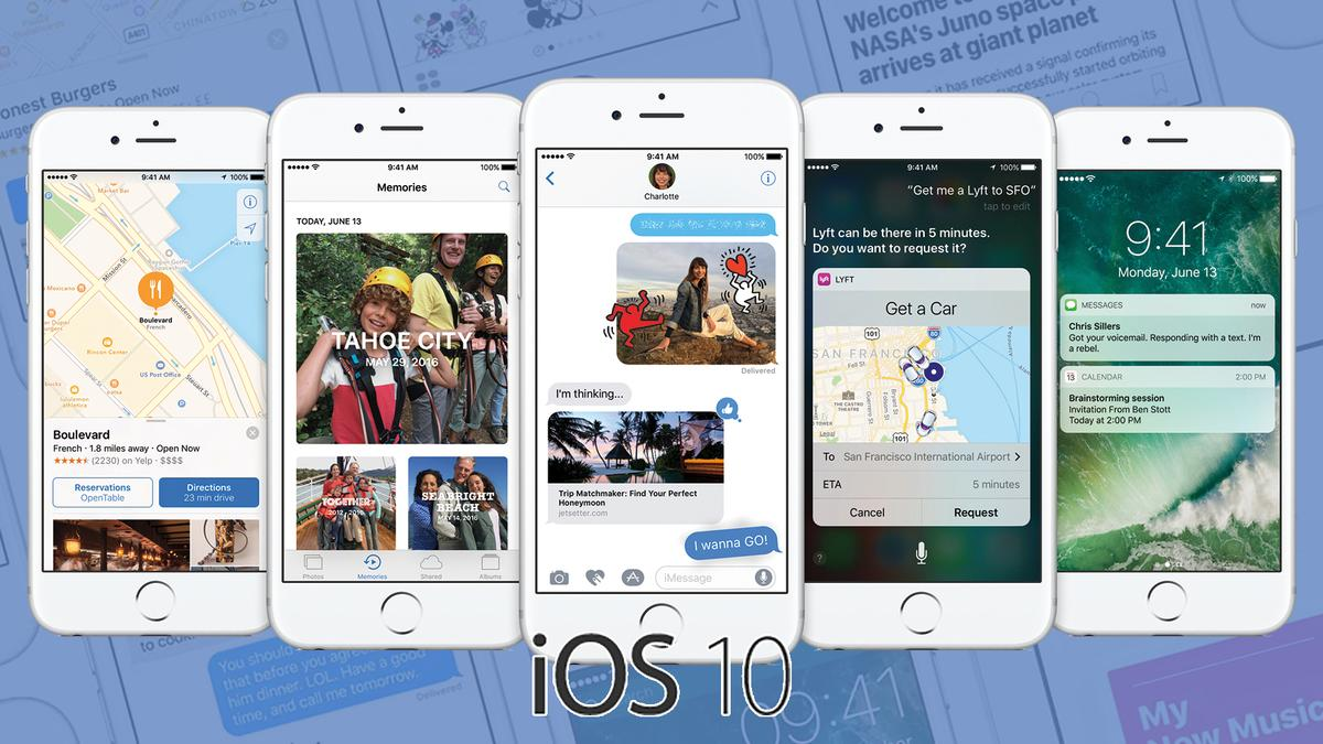 After months of beta testing, iOS10 is here. But is it any good?