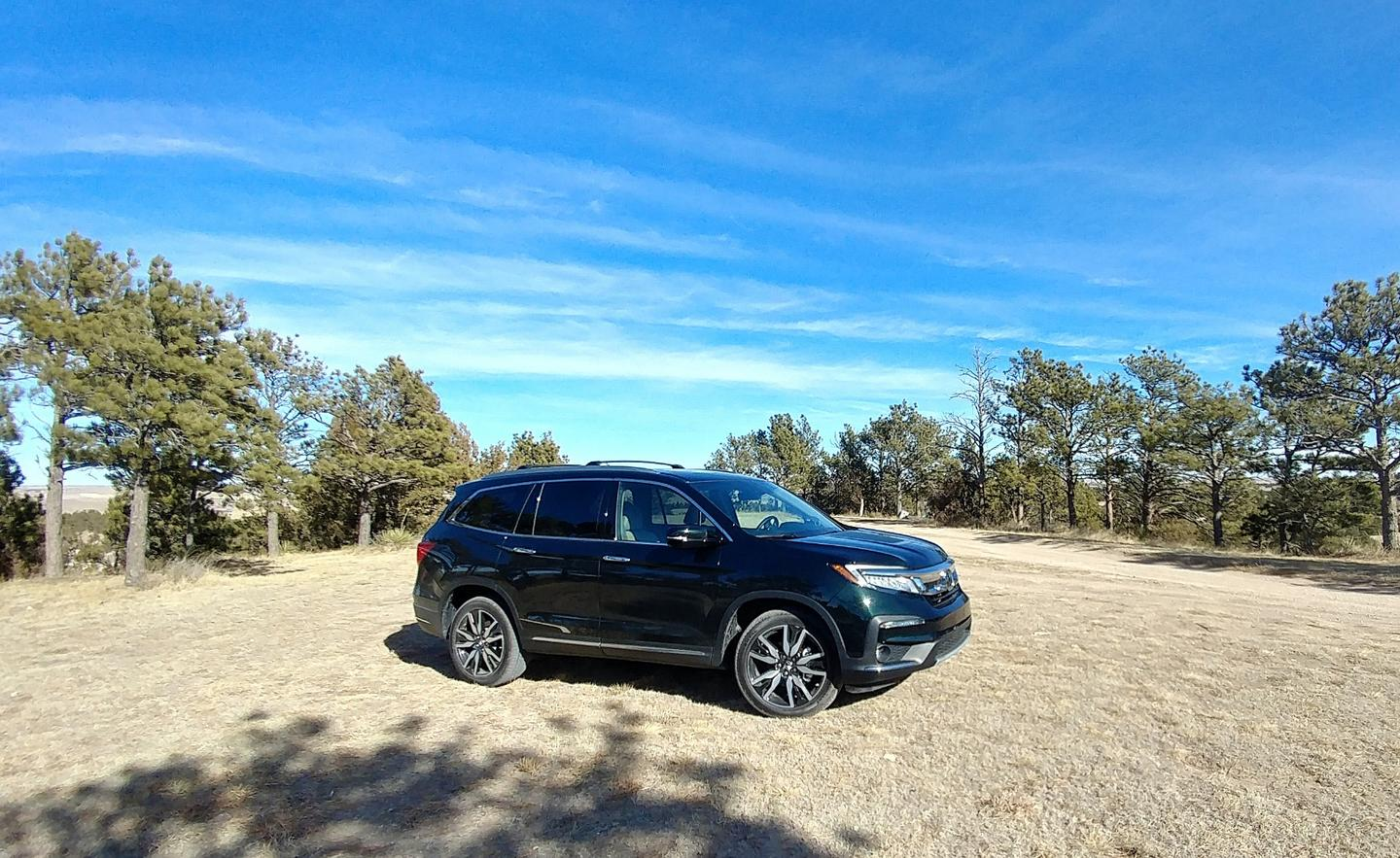 The 2019 Honda Pilot has been refreshed, with an updated look and improved technology