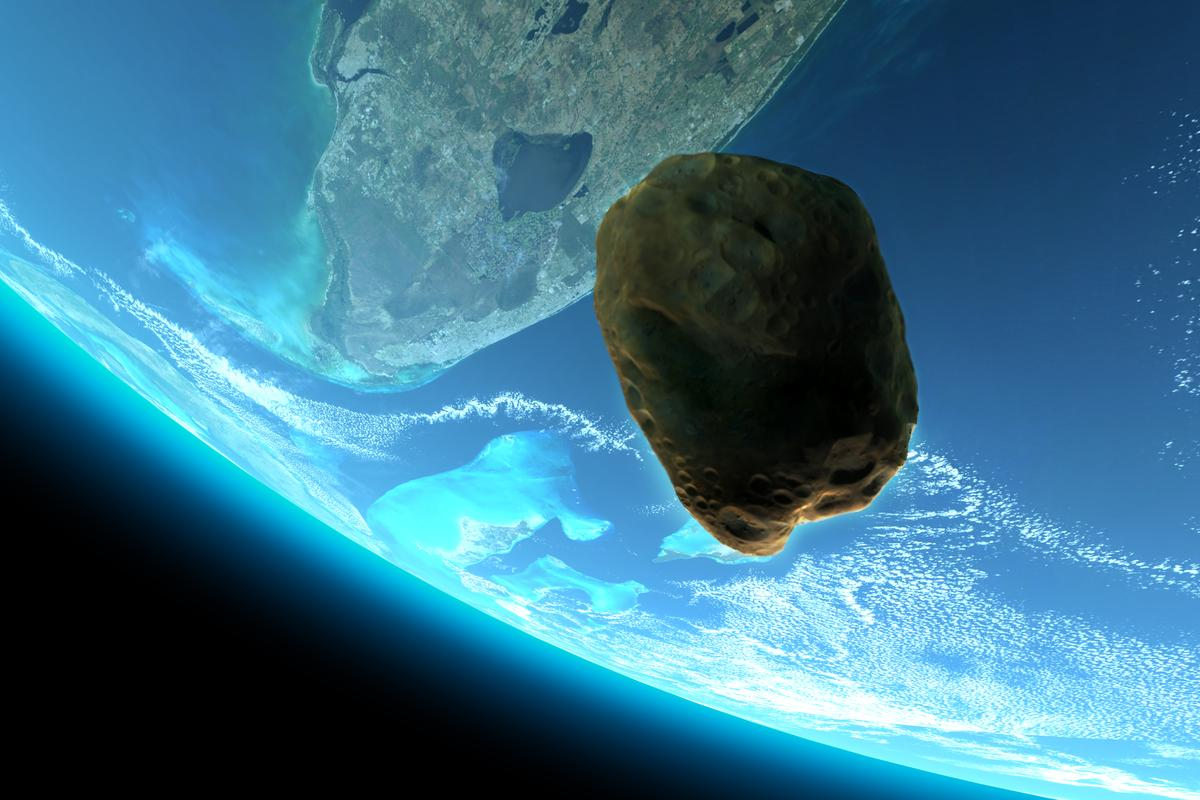 A new study from South Africa adds more evidence to the hypothesis that an asteroid struck Earth 12,800 years ago