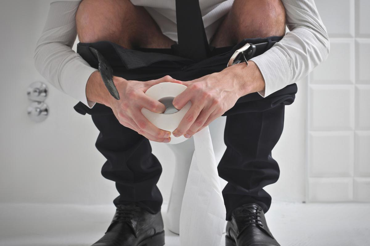 OpenBiome is paying cold, hard cash for your best poo (Photo: Shutterstock)