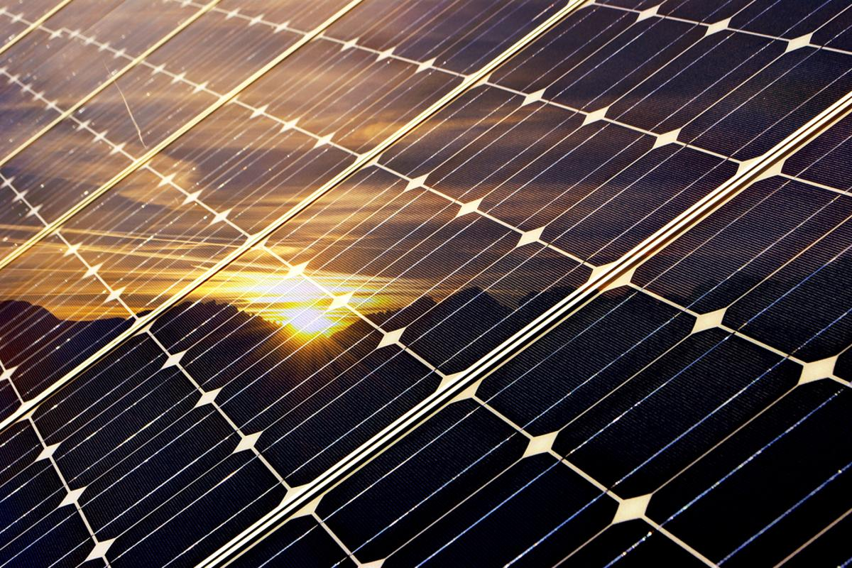 Researchers out of Norway have developed a method that could bring down the amount of silicon used in solar cells by as much as 90 percent (Photo: Shutterstock)
