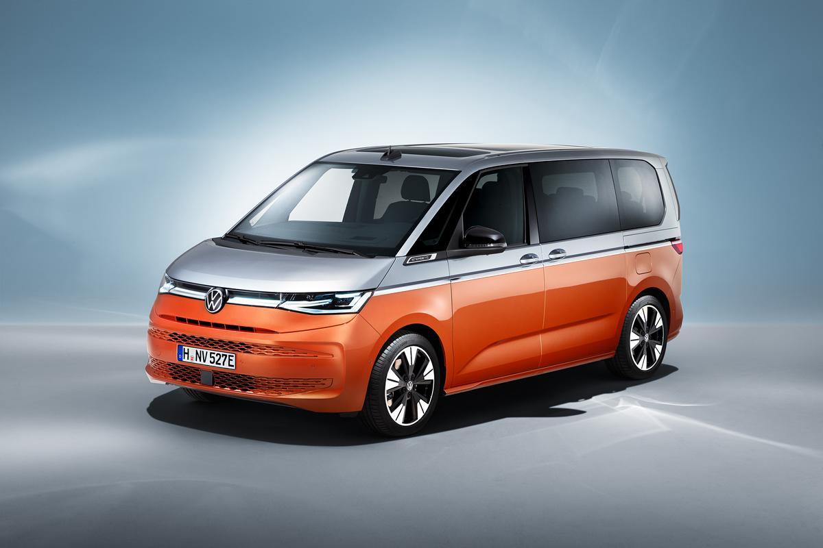 Volkswagen will offer gas, diesel and plug-in hybrid powertrains