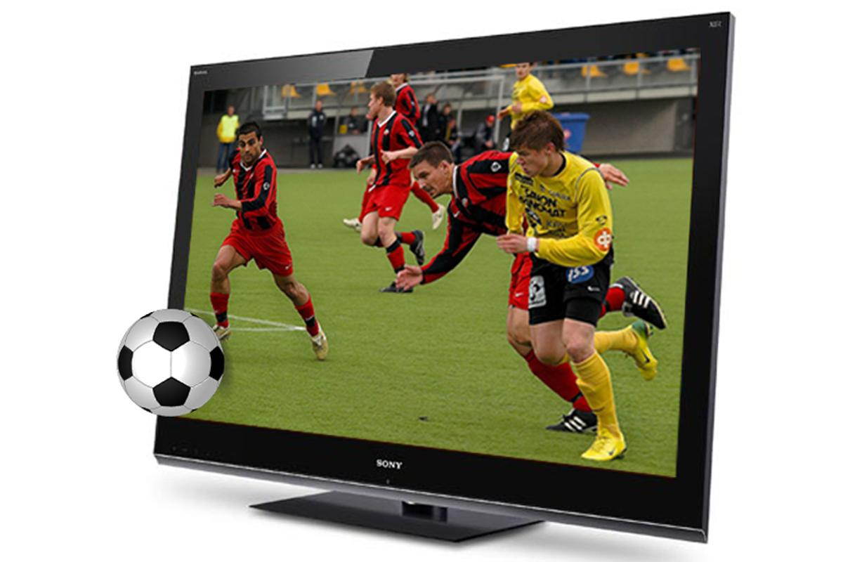3D TV is here in plenty of time for the World Cup