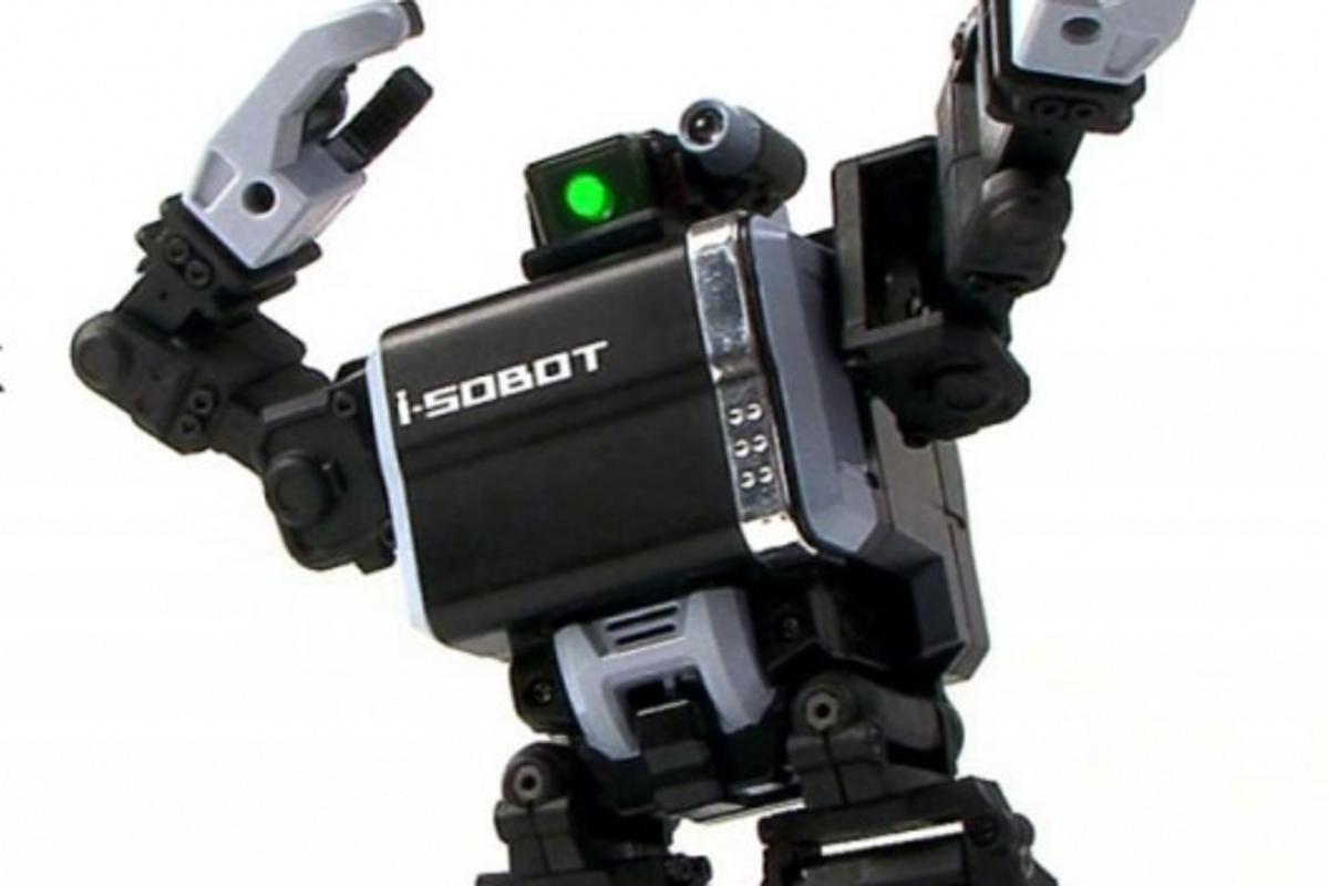 TOMY Corporation's i-SOBOT