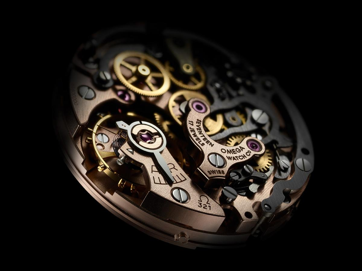 The Calibre 321movement was used in the watches worn by the Apollo astronauts