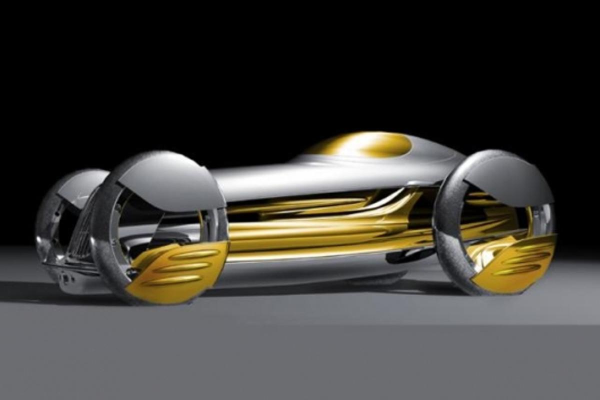 Mercedes-Benz Silverflow