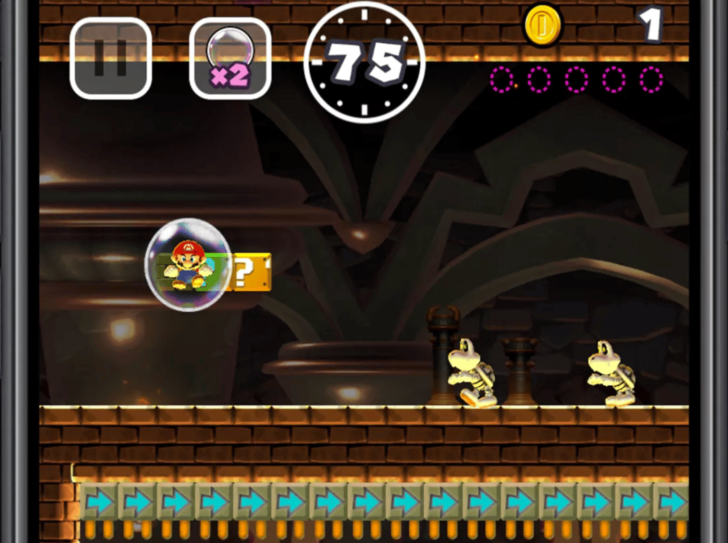 Nintendo has announced thatSuper Mario Runwill be coming to Android in March