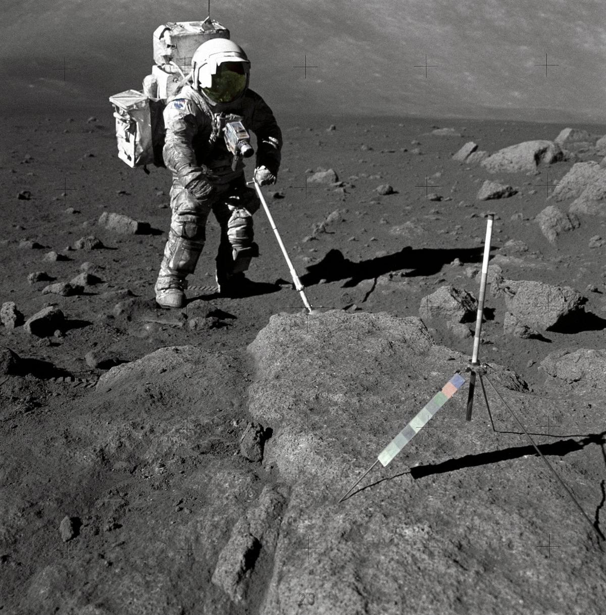 New research finds breathing lunar dust could cause health problems for astronauts spending long periods of time on the Moon