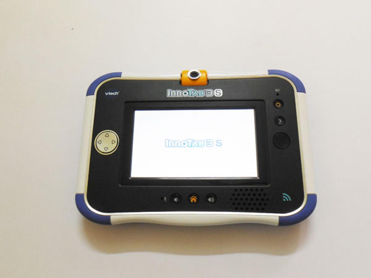 The Innotab 3S Plus makes it easy and fun for children to stay connected with their parents throughout the day with Vtech's proprietary KidConnect software (Photo: Lakshmi Sandhana/Gizmag)