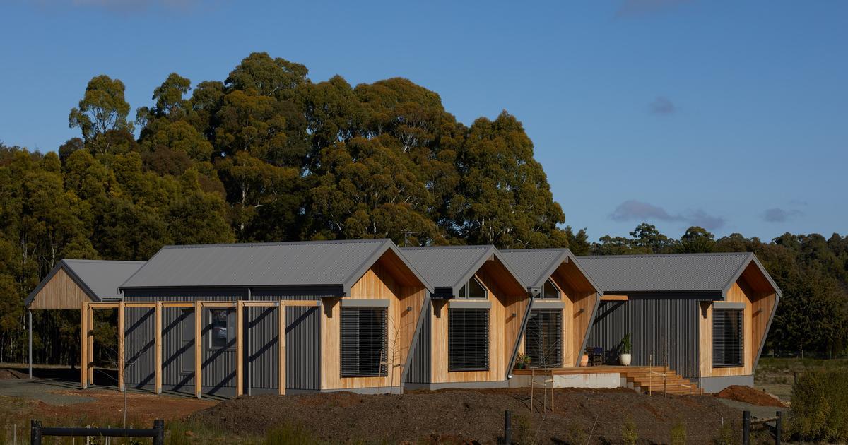 Award-winning Owl Woods one of only 20 Passivhaus homes in Australia