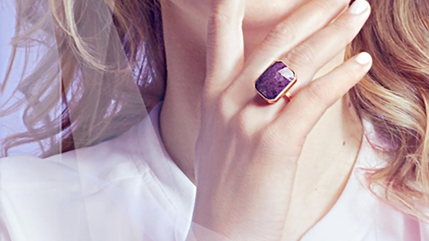 Ringly is the rare early wearable device aimed at women