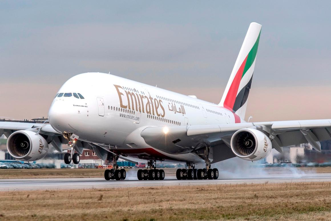 The Emirates Airline order saves theA380 from ceasing production
